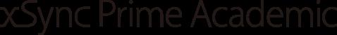xsync_academicロゴ
