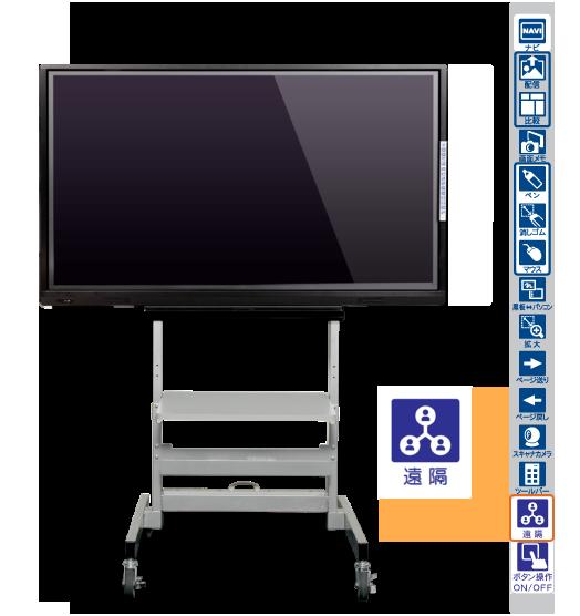 VCUBE xSync Board(一体型電子黒板)との連動