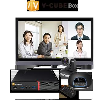 V-CUBE  Box/  V-CUBE   Meeting