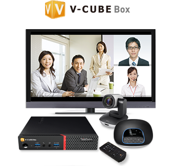 V-CUBE  Box/  V-CUBE   Meeting