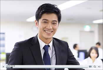 企業紹介動画を配信し、求職者に効率よくアプローチ