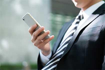 スマートフォンからもインストールレスのイメージ